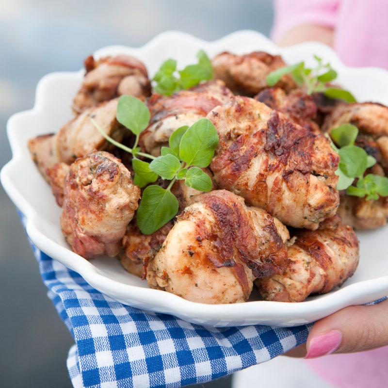 koriander kyckling recept