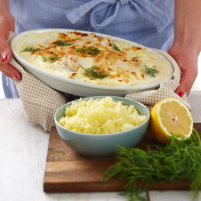 Recept: Louise Bondebjer Foto: Caroline Tengen