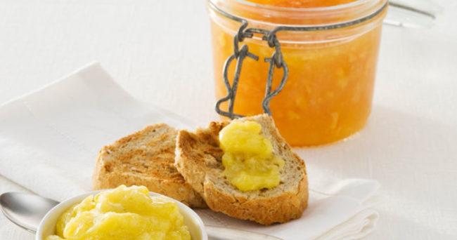 Mauds läckra apelsinmarmelad och limecurd