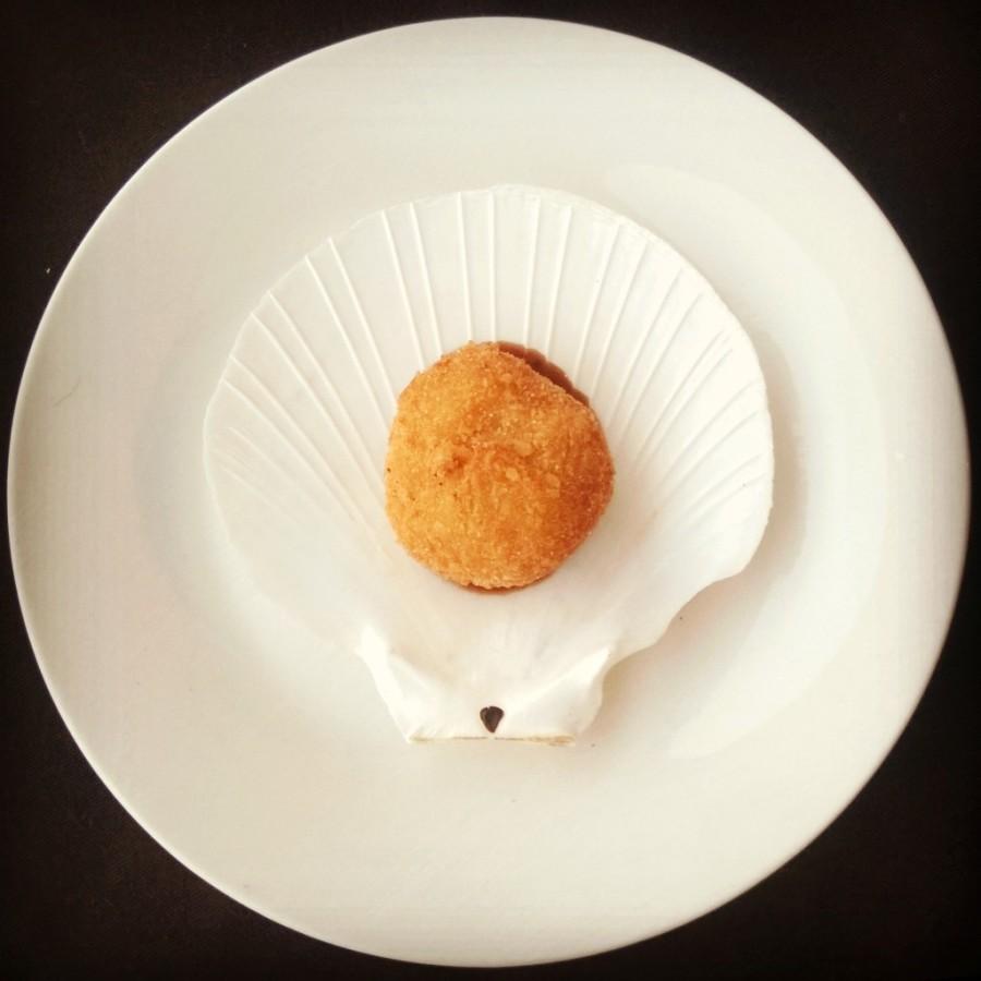 Vacker liten ostbomb