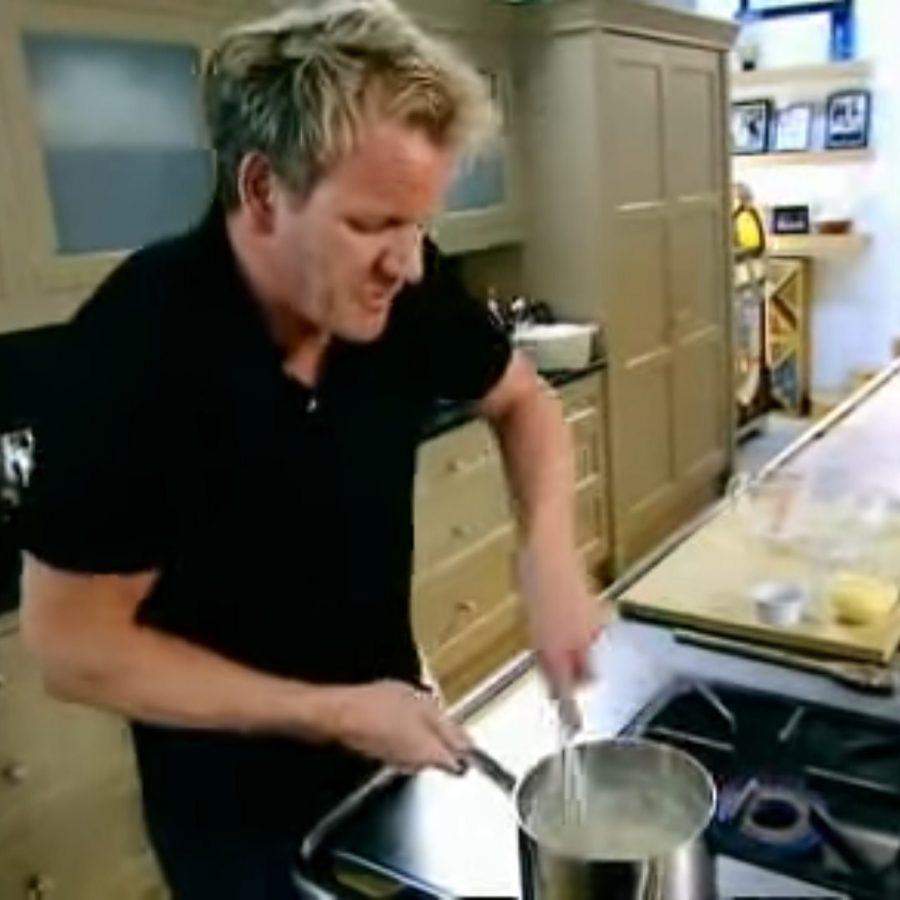 Gordon Ramsay ostsås