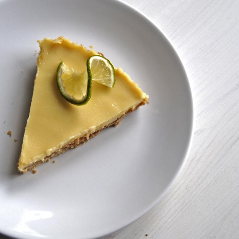 Recept på Key lime pie. Foto: Sofia Henriksson