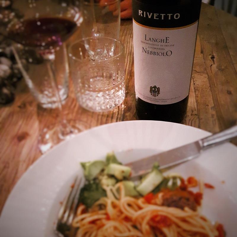 Italiensk romantisk middag eller bara fredagsmys