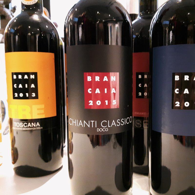Mustiga viner från Toscana